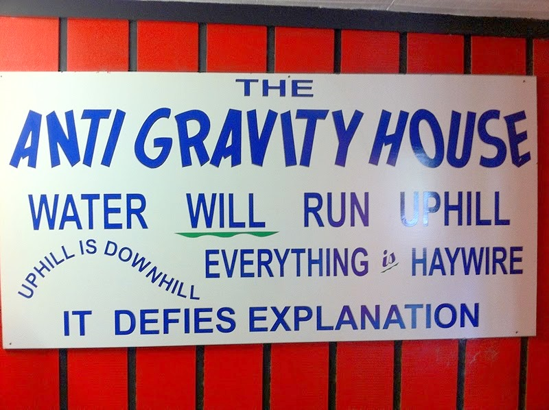 Anti Gravity House
