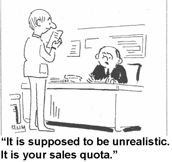 Don't Forget About Quotas! | Blog | The Sales Management Association